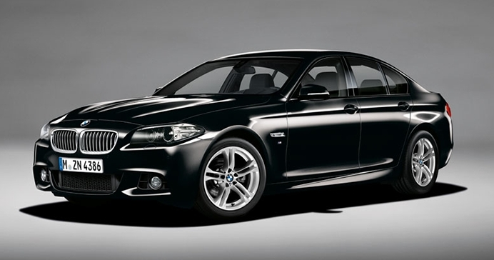 New Bmw 520d M Sport Saloon Auto Lease Ease Vehicle